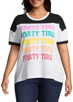 Freeze Party Time Tee - Juniors Plus