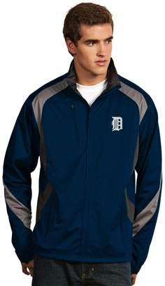 Antigua Men's Detroit Tigers Tempest Desert Dry Xtra-Lite Performance Jacket