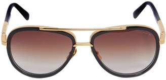 Dita Mach-Two Aviator Sunglasses