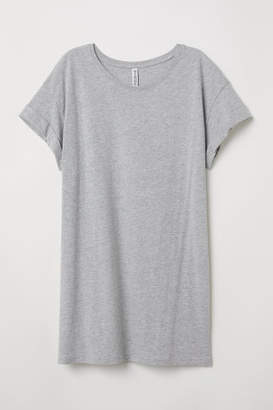 H&M Long T-shirt - Gray