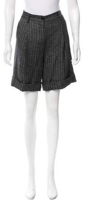 Dolce & Gabbana Mid-Rise Tailored Shorts w/ Tags