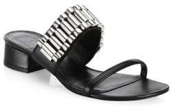3.1 Phillip Lim Drum Leather Sandals