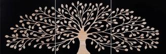 Soundslike HOME Sounds Like Home Tree Of Life Tree Panels Natural And Black