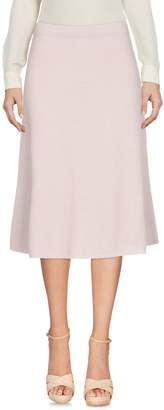 Stefanel Knee length skirts