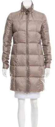 Patrizia Pepe Knee-Length Puffer Coat