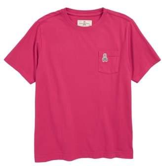 Psycho Bunny Langford Pocket T-Shirt