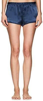 Araks Women's Jada Silk Charmeuse Pajama Shorts - Slate