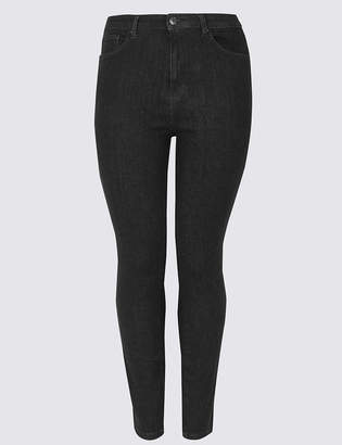 Marks and Spencer CURVE Mid Rise Super Skinny Leg Jeans