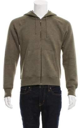 Marc Jacobs Cashmere Zip-Up Hoodie