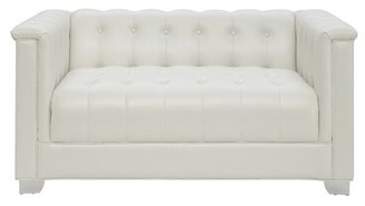 Wade Logan Surakarta Chesterfield Loveseat