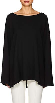 The Row Women's Jaslyn Virgin Wool-Blend Sweater - Black