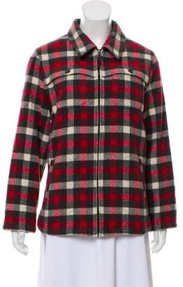 Woolrich Wool Plaid Jacket