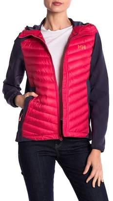 Helly Hansen Verglas Quilted Hooded Jacket