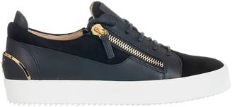 Giuseppe Zanotti Low-cut Zipped Sneakers