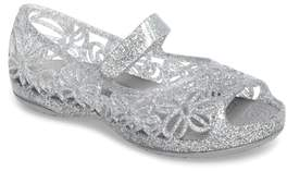 Crocs TM) 'Isabella' Jelly Flat