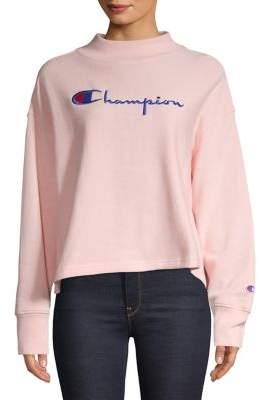 Champion Reverse Weave Logo Oversized Sweatshirt
