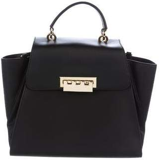 Zac Posen Leather Eartha Bag