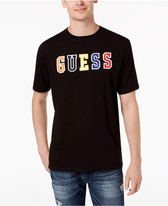 GUESS Originals Men's Logo Graphic T-Shirt