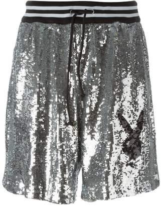 Joyrich 'Playboy' sequin shorts