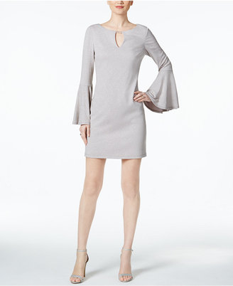Jessica Howard Bell-Sleeve Sheath Dress $99 thestylecure.com