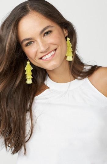 Women's Baublebar Gabriela Fringe Earrings 3