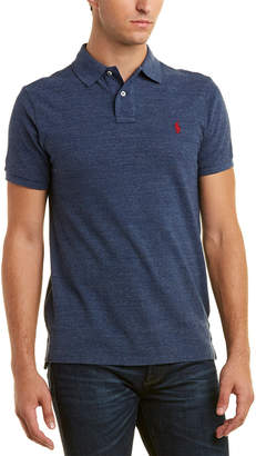 Ralph Lauren Polo Custom Slim Fit Polo Shirt