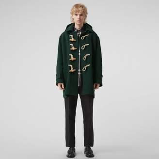 Burberry Gosha x Oversized Duffle Coat