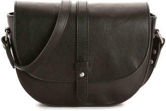 American Eagle Outfitters Saddle Leather Crossbody Bag - Women's