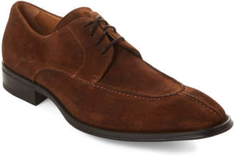 Mezlan Tan Cortino Nubuck Derby Shoes
