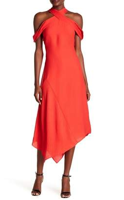 Rachel Roy Capri Drape Dress