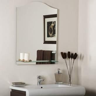 Decor Wonderland Abigail Modern Bathroom Mirror