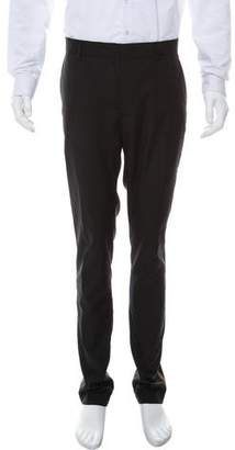Lanvin Flat Front Skinny Pants