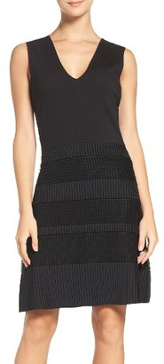 Women's French Connection Pleated Lace Dress $148 thestylecure.com