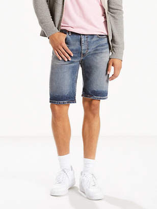 Levi's 502 Regular Taper Fit Hemmed Shorts