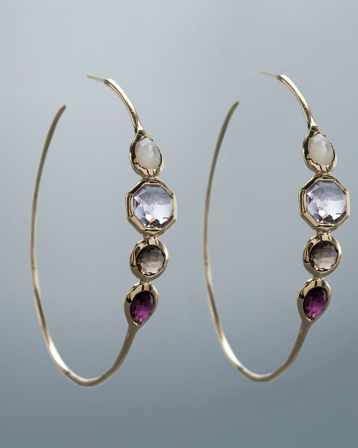 Ippolita Gelato Hoop Earrings