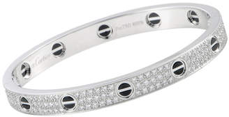 Cartier Heritage  18K 2.18 Ct. Tw. Diamond Bracelet
