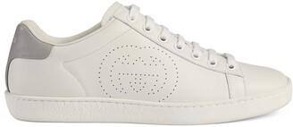 Gucci Women's Ace sneaker with Interlocking G