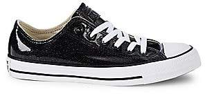 Converse All-Star Patent Low-Top Sneakers