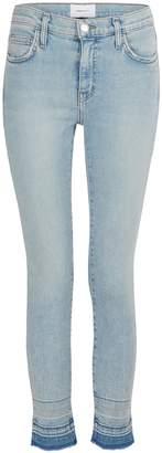 Current/Elliott Current Elliot The Stiletto high-waisted jeans