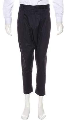 Givenchy Pleated Drop Crotch Pants