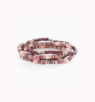 Promod Set of 4 bracelets