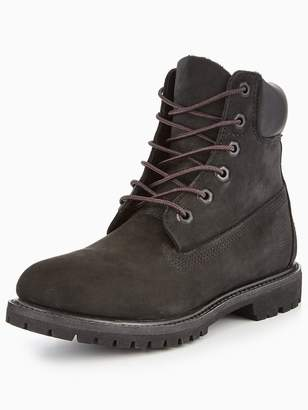 Timberland 6 Inch Premium Ankle Boot - Black