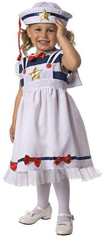 Sweet sailor costume