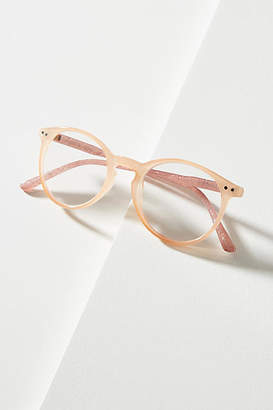 Anthropologie ZiGi + MARAiS Sandra Round Reading Glasses