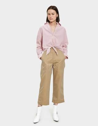 Yanka Pants in Khaki