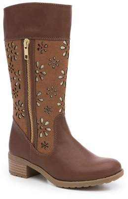 Rachel Girls' Henna Tall Fashion Boot