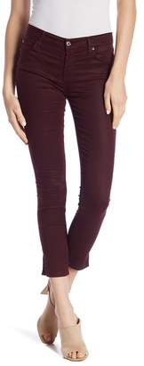 7 For All Mankind Solid Gwenevere Ankle Jeans