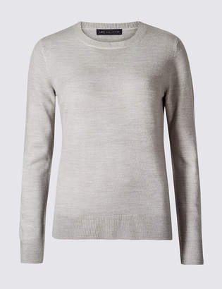 Marks and Spencer Round Neck Jumper