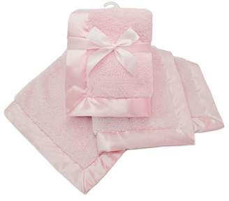 T.L.Care Tl Care TL Care Sherpa Receiving Blanket
