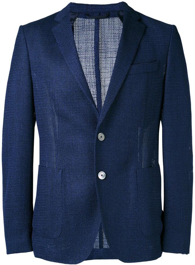 Hugo BossBoss Hugo Boss fine knit blazer